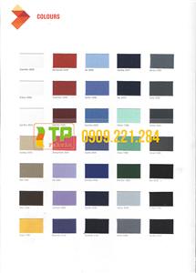Tiên Phong phân phối vải bảo hộ lao động chất lượng cao, tiêu chuẩn Châu Âu