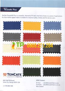 Tiên Phong phân phối vải chống cháy chất lượng cao Tencate - Mỹ