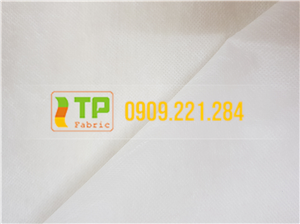 Vải không dệt: khái niệm, phân loại, ứng dụng của vải không dệt